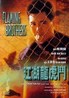 Jiang hu long hu men - DVD cover (xs thumbnail)