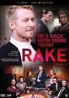 """Rake"" - Dutch DVD movie cover (xs thumbnail)"