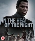 In the Heat of the Night - British Blu-Ray movie cover (xs thumbnail)