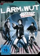 De bruit et de fureur - German DVD cover (xs thumbnail)