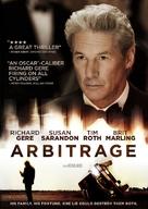 Arbitrage - DVD cover (xs thumbnail)