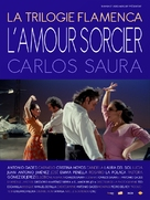 Amor brujo, El - French Re-release movie poster (xs thumbnail)