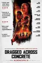 Dragged Across Concrete - British Movie Poster (xs thumbnail)