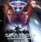 Star Trek: The Final Frontier - German Blu-Ray cover (xs thumbnail)