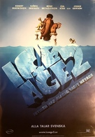 Ice Age: The Meltdown - Swedish Movie Poster (xs thumbnail)
