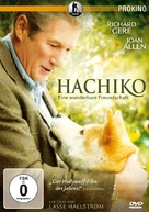 Hachiko: A Dog's Story - German Movie Cover (xs thumbnail)