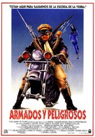 Armed and Dangerous - Spanish Movie Poster (xs thumbnail)