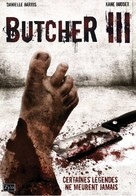 Hatchet III - French Movie Poster (xs thumbnail)