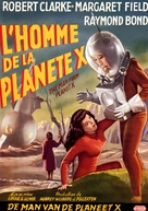 The Man From Planet X - Belgian Movie Poster (xs thumbnail)