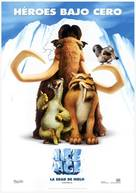 Ice Age - Spanish Movie Poster (xs thumbnail)