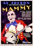 Mammy - Swedish Movie Poster (xs thumbnail)