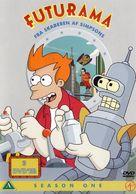 """Futurama"" - Danish DVD movie cover (xs thumbnail)"