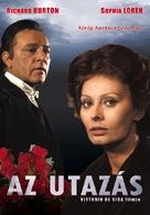 Il viaggio - Hungarian Movie Cover (xs thumbnail)