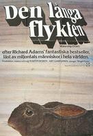 Watership Down - Swedish Movie Poster (xs thumbnail)