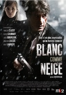 Blanc comme neige - French Movie Cover (xs thumbnail)