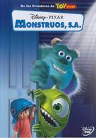 Monsters Inc - Spanish Movie Cover (xs thumbnail)
