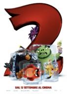 The Angry Birds Movie 2 - Italian Movie Poster (xs thumbnail)