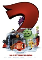 The Angry Birds Movie 2 - Italian Movie Poster (xs thumbnail)