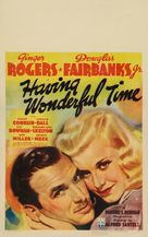 Having Wonderful Time - Movie Poster (xs thumbnail)
