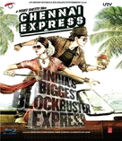 Chennai Express - Indian Blu-Ray cover (xs thumbnail)