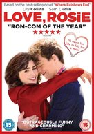 Love, Rosie - British DVD cover (xs thumbnail)