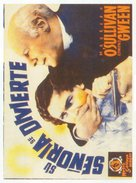 The Bishop Misbehaves - Spanish Movie Poster (xs thumbnail)