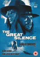 Il grande silenzio - British DVD cover (xs thumbnail)