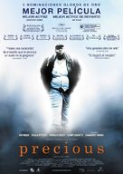 Precious: Based on the Novel Push by Sapphire - Spanish Movie Poster (xs thumbnail)