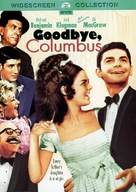 Goodbye, Columbus - DVD cover (xs thumbnail)