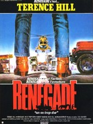 Renegade - French Movie Poster (xs thumbnail)