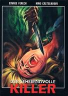 Nude per l'assassino - German Movie Poster (xs thumbnail)