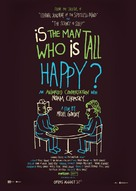 Is the Man Who Is Tall Happy?: An Animated Conversation with Noam Chomsky - Hong Kong Movie Poster (xs thumbnail)