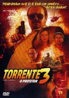 Torrente 3: El protector - Brazilian DVD movie cover (xs thumbnail)