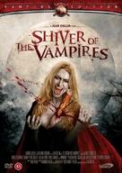 Le frisson des vampires - Danish DVD cover (xs thumbnail)