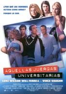 Old School - Spanish Movie Poster (xs thumbnail)
