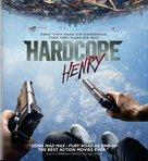Hardcore Henry - Movie Cover (xs thumbnail)