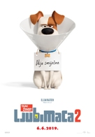 The Secret Life of Pets 2 - Croatian Movie Poster (xs thumbnail)