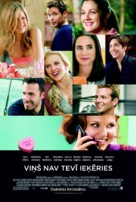 He's Just Not That Into You - Latvian Movie Poster (xs thumbnail)