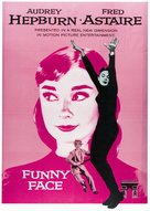 Funny Face - DVD movie cover (xs thumbnail)