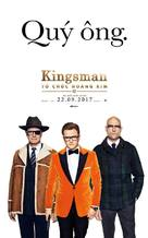 Kingsman: The Golden Circle - Vietnamese Movie Poster (xs thumbnail)