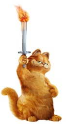 Garfield - Key art (xs thumbnail)