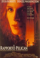 The Pelican Brief - Italian Movie Poster (xs thumbnail)