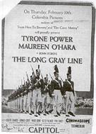 The Long Gray Line - poster (xs thumbnail)