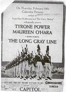 The Long Gray Line - poster (xs thumbnail)