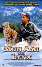 Poika ja ilves - French VHS cover (xs thumbnail)