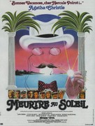 Evil Under the Sun - French Movie Poster (xs thumbnail)