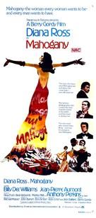 Mahogany - Australian Movie Poster (xs thumbnail)