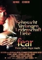 Fear - German poster (xs thumbnail)