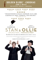 Stan & Ollie - Finnish Movie Poster (xs thumbnail)