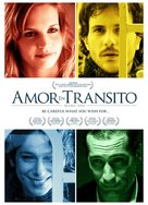Amor en tránsito - DVD cover (xs thumbnail)